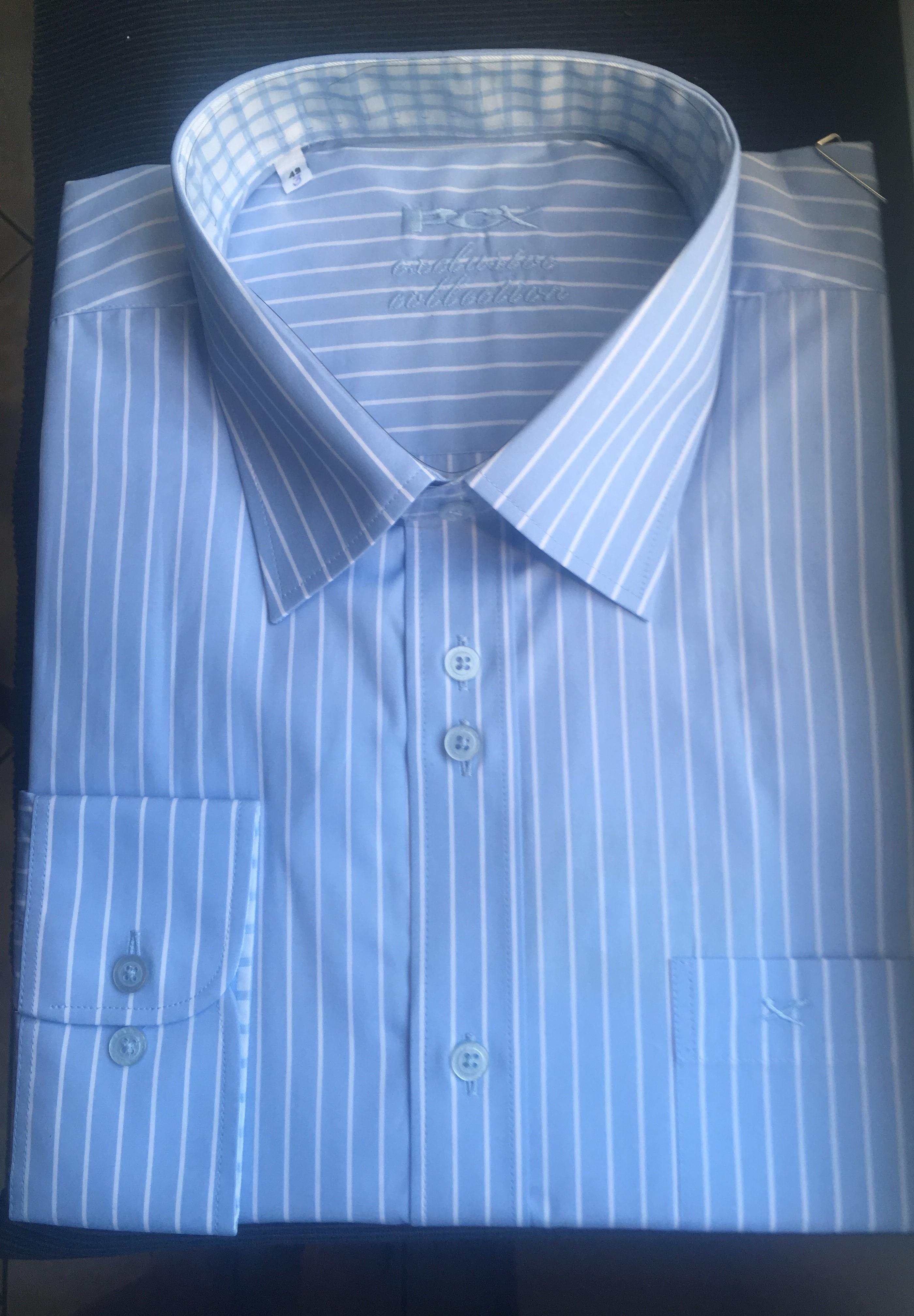 Charles Pánská košile s proužkem empty 4aa50dc670