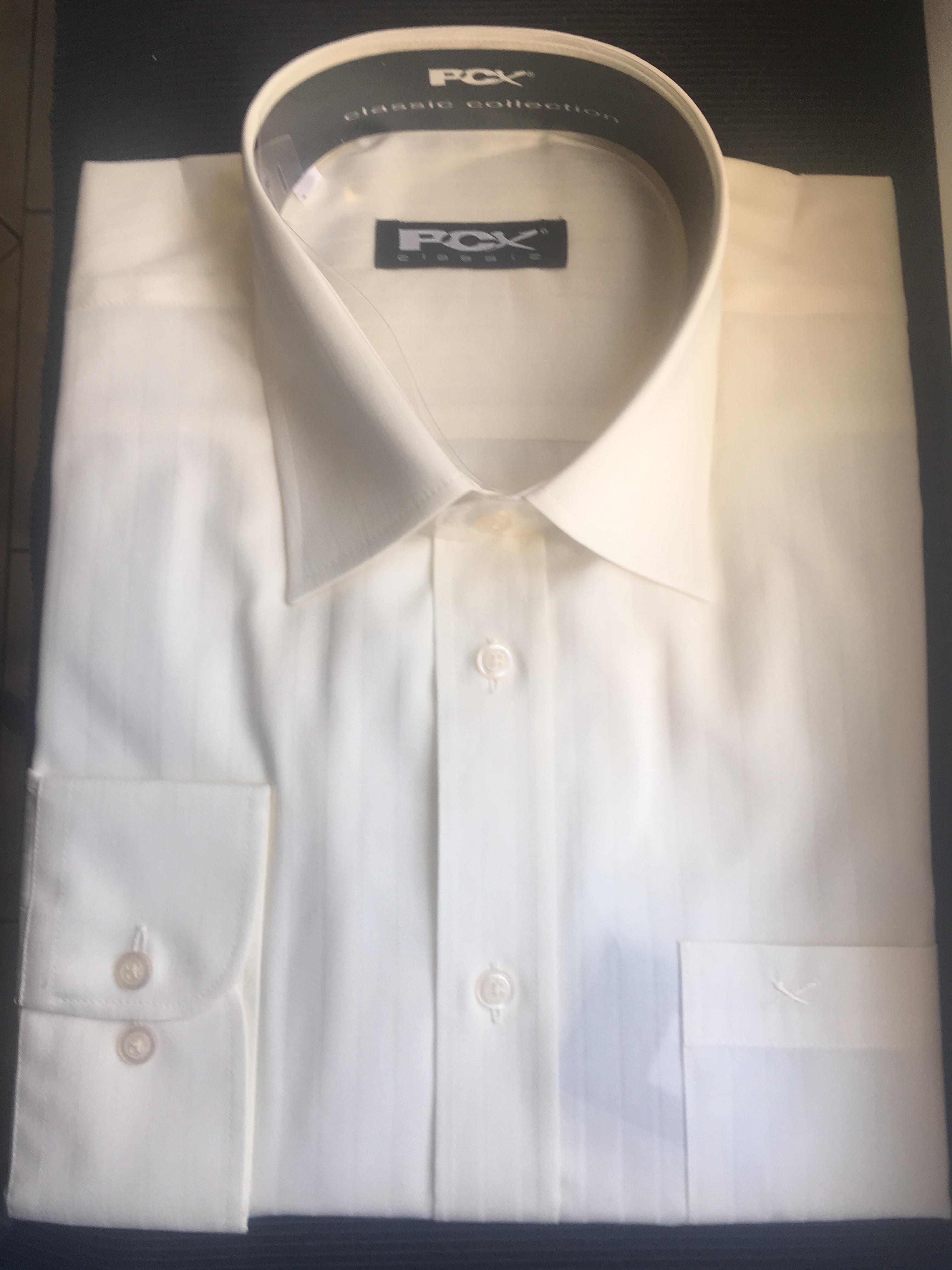 PCX Smetanová košile empty 3d6c7ab959