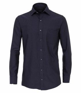 Casamoda pánská košile tmavěmodrá empty d58e268cd7