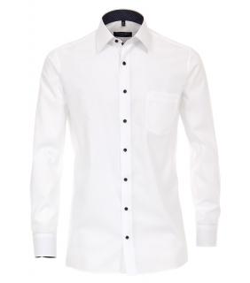Casamoda pánská košile bílá empty 4130be0eba